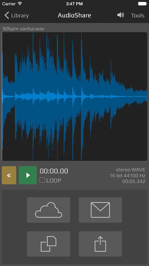AudioShare   Kymatica com